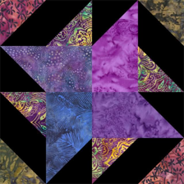 17 Best images about unique quilt blocks on Pinterest Morning star, Block patterns and ...