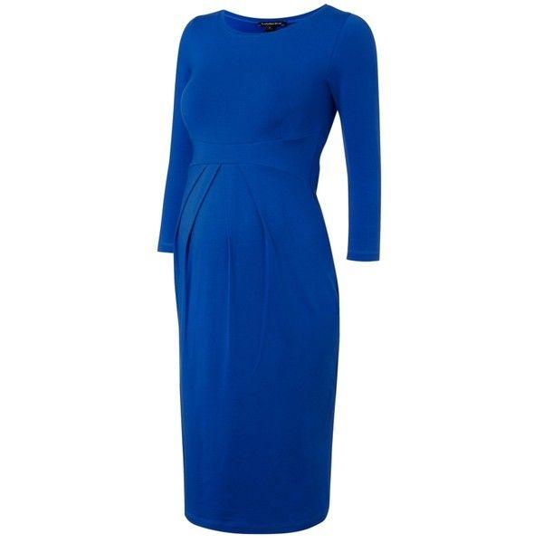 Ivybridge Maternity Dress (€130) ❤ liked on Polyvore featuring maternity