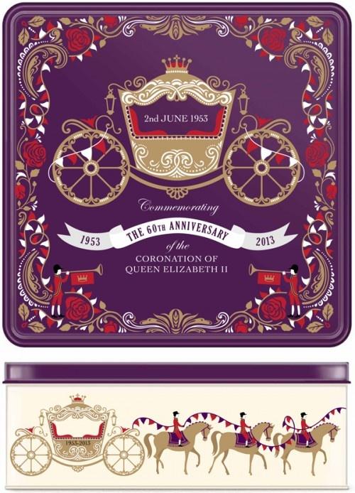 Kate Forrester's Royal Tin for M