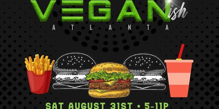 Eventbrite atlanta food truck park presents veganish