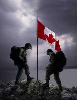 Remembrance Day Canada - Thank you for your service. ♥