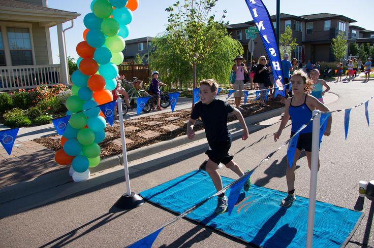 Stapleton Kids Triathlon