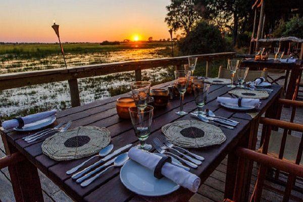 Mombo Camp, Botswana -Africa