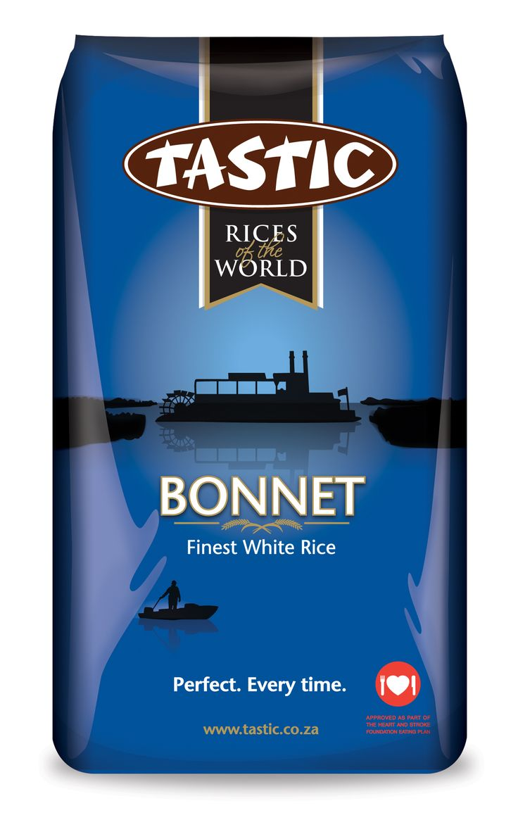 Tastic Bonnet Rice 1kg
