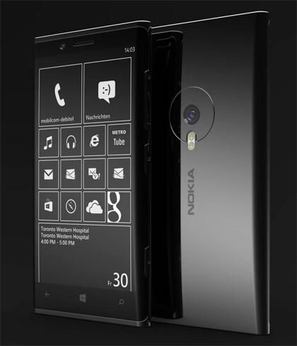 Phone Designer recrea cómo le gustaría que fuera un Nokia Lumia de aluminio http://www.xatakamovil.com/p/40860 vía