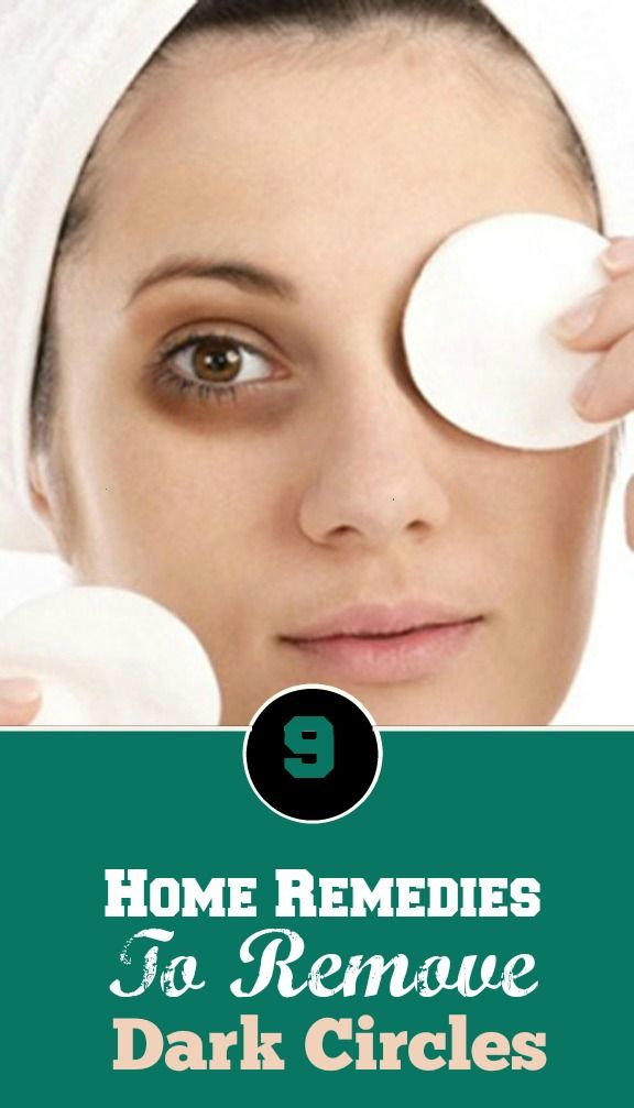 Dark circles could be annoying as it disrupts the natural look of the face despite any makeup. Following are some best and proven home remedies to treat dark circles and they also help to remove fine lines and puffiness under the eyes.