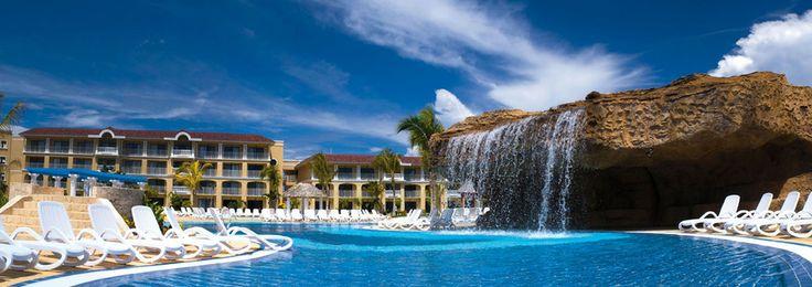 Varadero Hotel | Iberostar Laguna Azul Hotel | Varadero Beach Hotel Want to stay here next time I go to Varadero, Cuba.