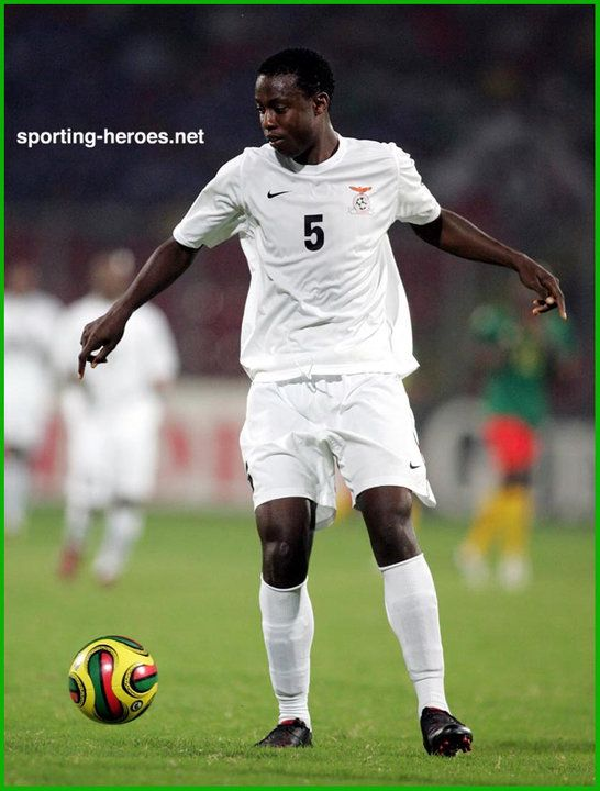 Himonde Hinjani - Zambia - African Cup of Nations 2008