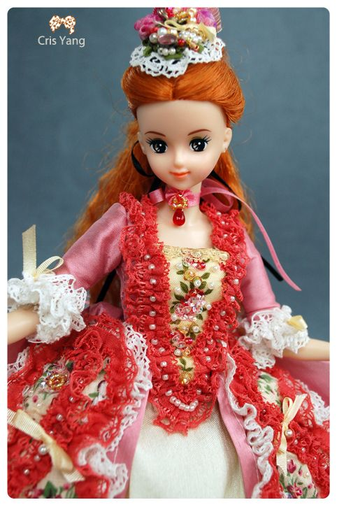 doll:jenny dress:crisyang one off