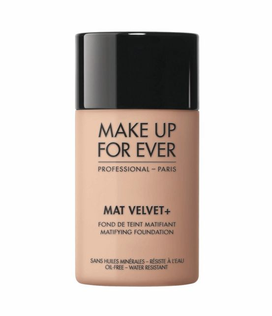 Make Up For Ever Mat Velvet + Foundation, £29 | 17 Beauty Products That Will Actually Help Control Your Oily Skin