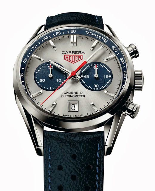 Tag Heuer Carrera Calibre 17 Jack Heuer Edition (ref. CV5111 )  Want something a little cheaper? Here are 8 #vintage #watches  you can buy for less than $500 that will instantly boost your image. http://www.alphareboot.com/8-vintage-watches-under-500-instantly-boost-image/