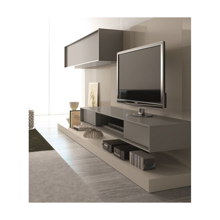 J&M Furniture 117 Wall TV Unit