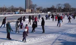 Winter Fun in Halifax : Outdoor Skating