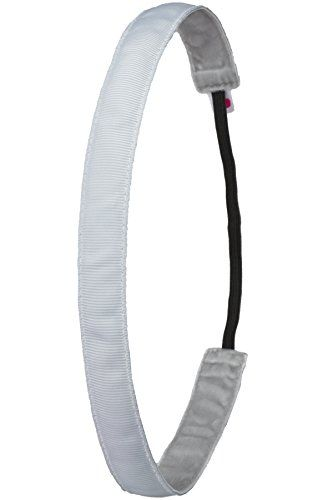 Ivybands Hair Band Light Grey HellGrau One Size >>> Check this awesome product by going to the link at the image.