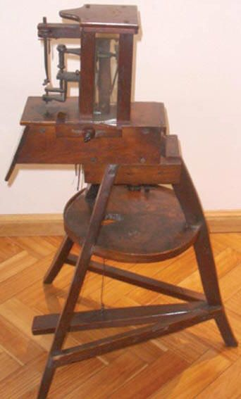 The Most Important Sewing Machine Find This Century, by Barthelemy Thimonnier. The inventor of the sewing machine's #4.