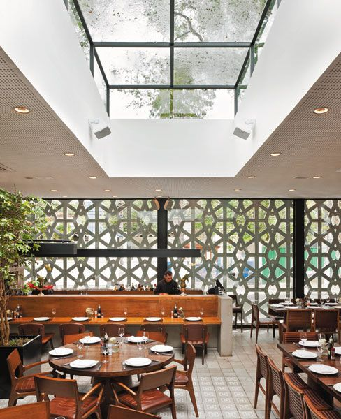 Restaurantes paulistanos com arquitetura inspiradora