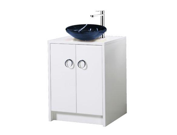Ensemble Meuble lavabo contemporain 24 x 21 pouces - Vanité 24 pouces et moins - Meubles-lavabos vanités - Mobiliers de salle de bain - Salles de bain - Produits - Bain Dépôt