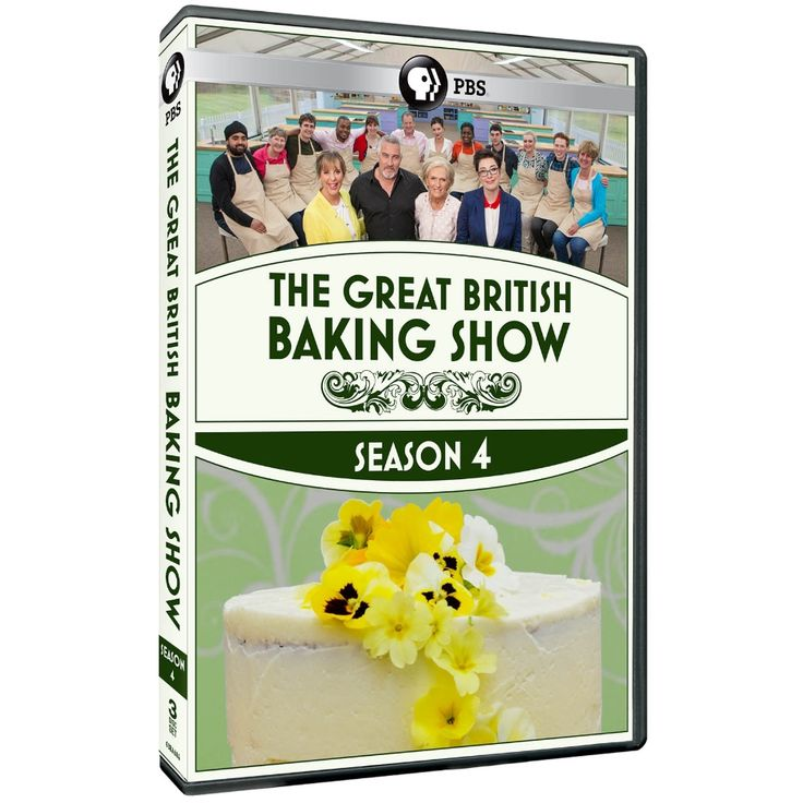 The Great British Baking Show Season 4 (UK Season 7) DVD ...