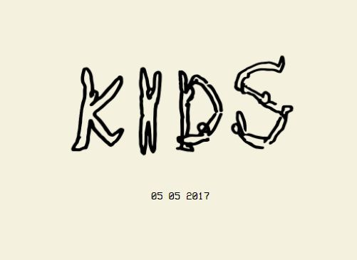Maggiex To the Moon: K I D S  by Kim & Kanye West