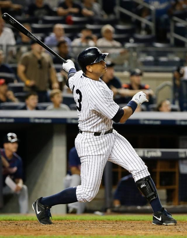 Alex Rodriguez Still Proving His Great Worth At Age 40 - Forbes