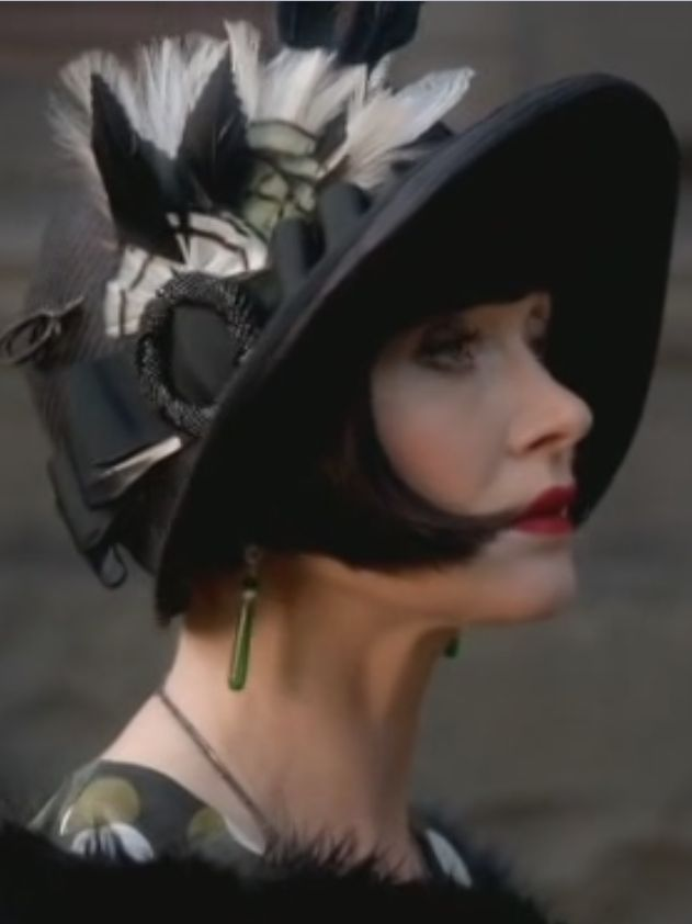 Hat from miss fisher