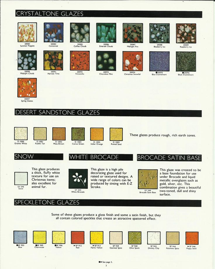 Duncan Glaze Color Chart Denmarpulsar