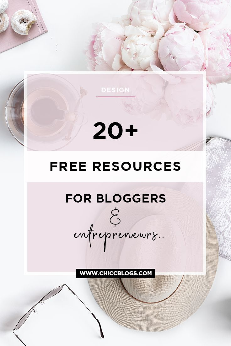 20+ FREE RESOURCES FOR BLOGGERS AND ENTREPRENEURS  When you are starting your blog, you probably want to test the waters before spending any serious money on your blog which is why I created this list of 20+ Free Resources for Bloggers and Entrepreneurs. In this post, I share the best (and my personal favourite) FREE Creative Resources that I use and that...Read More