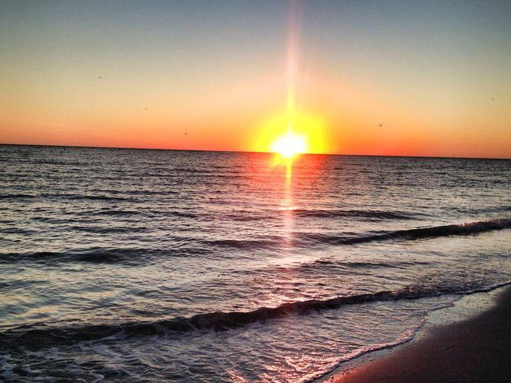 West Coast Florida Sunsets. Florida Travel.