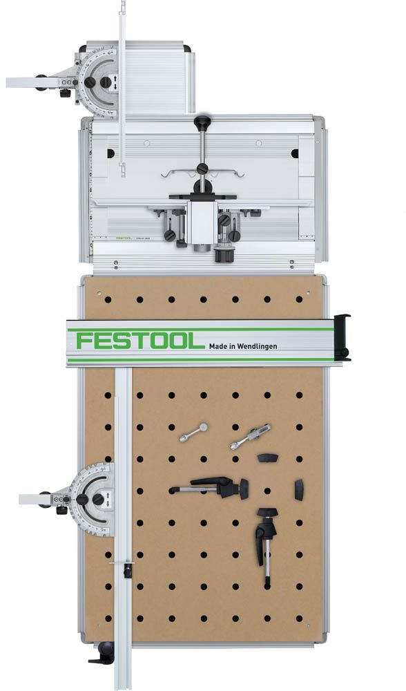 MFT 3 Multi-function Workbench with CMS Table Extension - Festool Australia