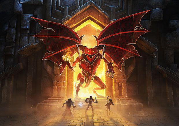 Diablo 1 Efsanesini Unutamayanlar İçin Thing Trunk'ın Geliştirdiği Book of Demons Geliyor