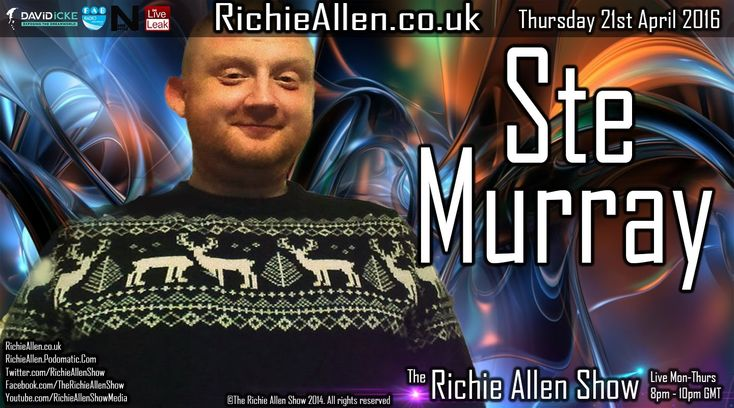 """Ste Murray """"New Documentary Shows Jill Dando Was Murdered For Compiling ..."""