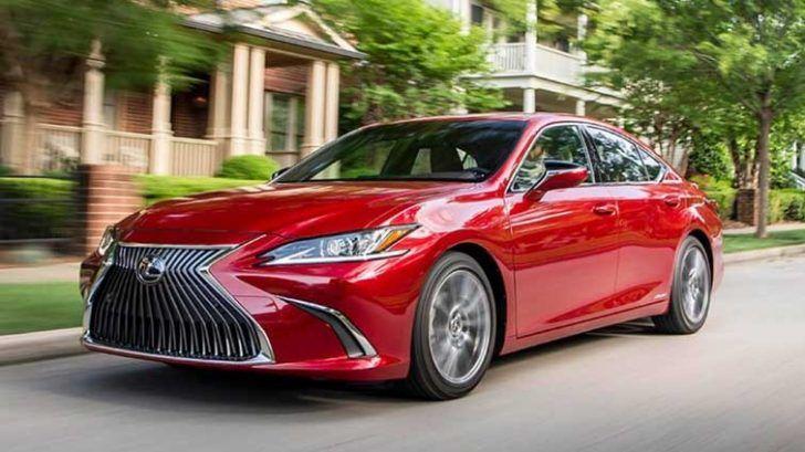 Lexus Launches First Made In India Lexus Es 300h Car Prices Start At Rs 51 90 Lakh In 2020 Lexus Es Lexus Car