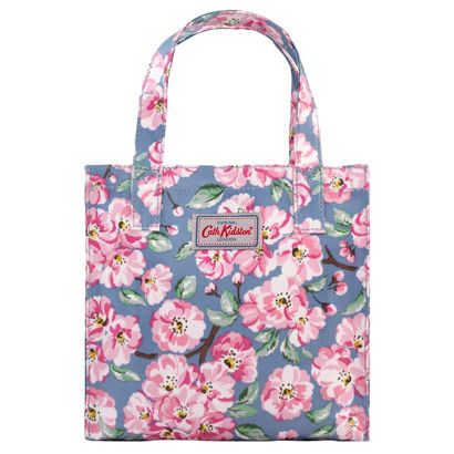 Blossom Bunch Small Book Bag