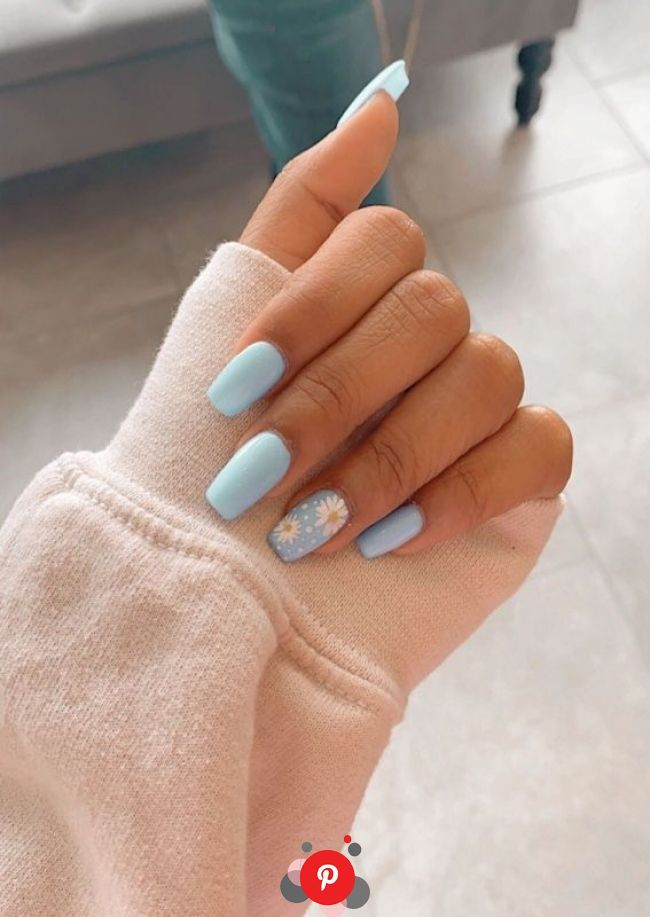 Pinterest Ughhlexi Vsco Lexphoto S In 2020 Blue Acrylic Nails Acrylic Nails N In 2020 Short Acrylic Nails Designs Best Acrylic Nails Simple Acrylic Nails