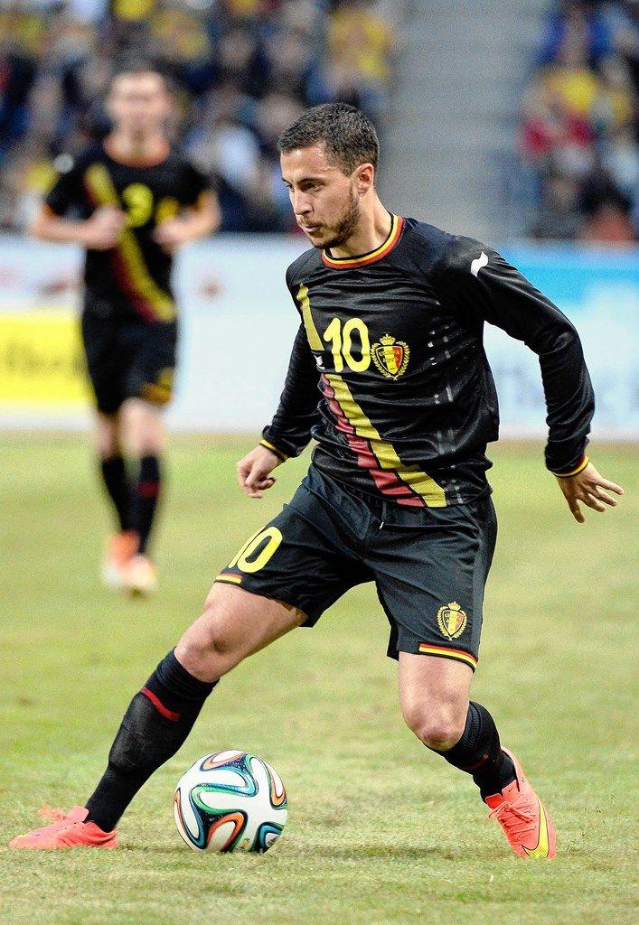 Eden Hazard (voetbal) - Chelsea FC en Rode Duivel.