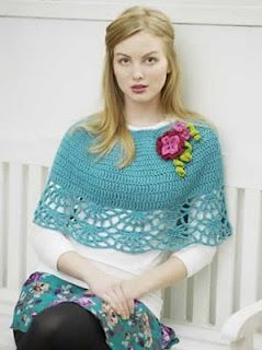 Poncho.-      ♪ ♪ ... #inspiration_crochet #diy GB
