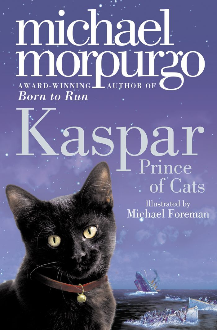 Kaspar: Prince of Cats eBook: Michael Morpurgo, Michael Foreman: Amazon.co.uk: Books
