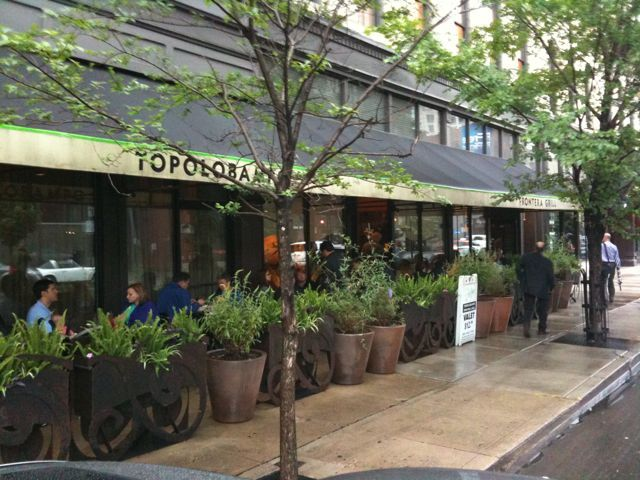 Topolobampo on Clark Ave. Owned by Rick Bayless