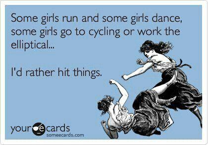 Some girls....