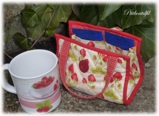 Mug Bag Bags Totes And Lunches