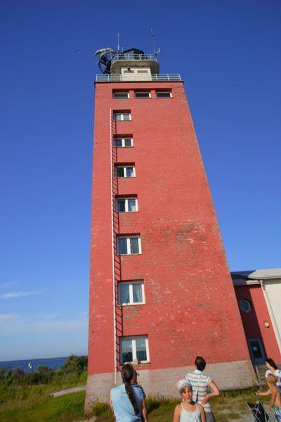 Kylmäpihlajan majakka - Kylmäpihlaja lighthouse, Rauma, Finland