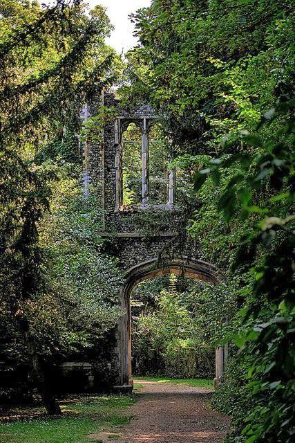 Ancient Castle Ruins, Scotland #travel