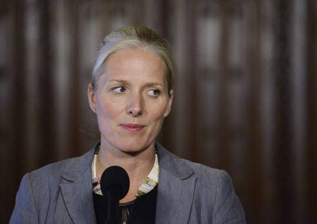 McKenna trolls coal-powered electricity while Trump works to end 'war on coal' https://tmbw.news/mckenna-trolls-coal-powered-electricity-while-trump-works-to-end-war-on-coal  OTTAWA – A U.S. effort to stoke the fires of coal -powered electricity didn't escape the attention of Canada's environment minister Monday as Catherine McKenna used her Twitter account to troll the carbon-based fuel just as American officials were extolling its virtues.McKenna is in Bonn, Germany, for the 2017 United…