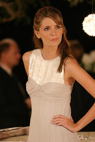 Marissa Cooper - The O.C. episode of newport group's christmas party!! LOVE this show!!!!