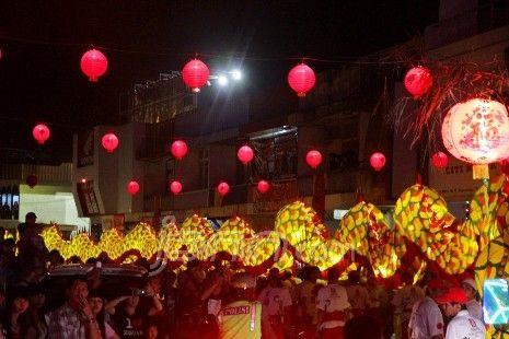 Lampion untuk Karnaval