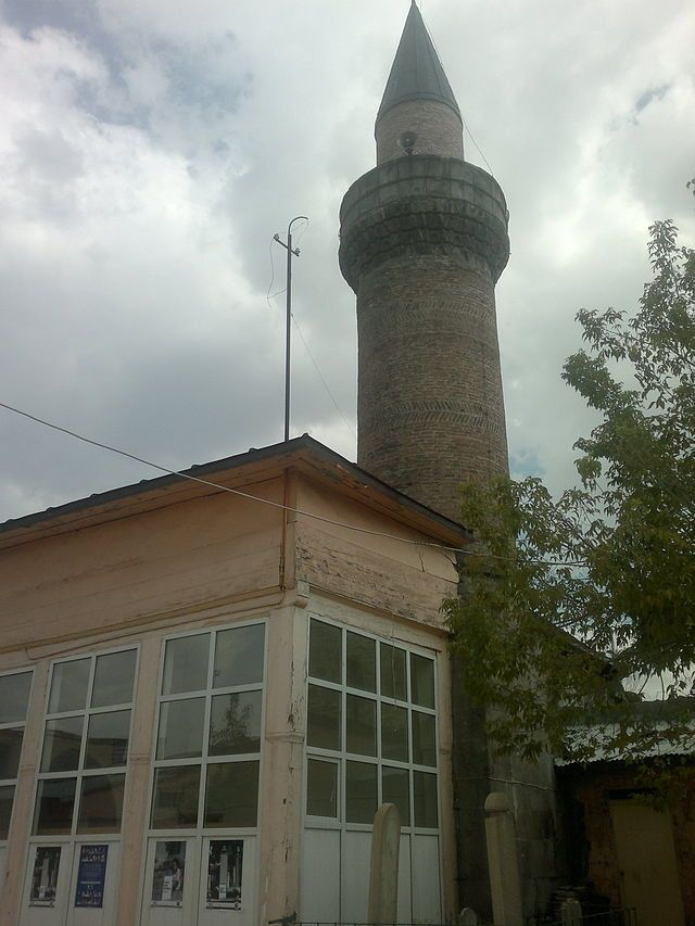 Erzurum Gürcü Mehmet Paşa Camii - Erzurum - Vikipedi