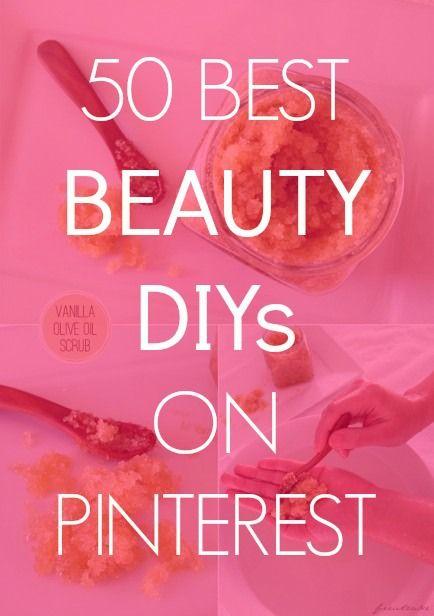 Best of beauty DIY on Pinterest