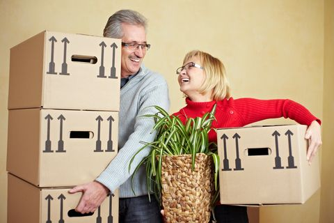 Downsizing: Tips for Seniors Moving to a Smaller Home