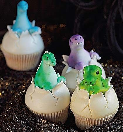 Awesomest dinosaur cupcakes!: Sweet, Food, Dinosaur Party, Egg Cupcakes, Dinosaurs, Party Ideas