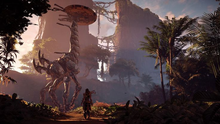 Earth is Under New Ownership in this Horizon Zero Dawn Trailer - http://www.entertainmentbuddha.com/earth-is-under-new-ownership-in-this-horizon-zero-dawn-trailer/